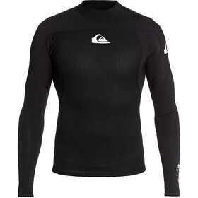 Quiksilver 1.5 Prologue T-shirt Manches longues Flat Lock Homme, black